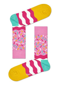 Happy socks, Bday Sprinkles Sock