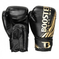 Booster Boxing Gloves Kids Champion Black