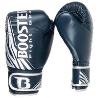 Booster Boxing Gloves Kids Champion Blue