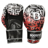 Booster Boxing Gloves BT Labyrint Red