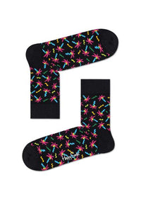 Happy socks, Confetti Palm 1/2 Crew Sock