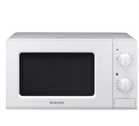 Daewoo Microwave Oven 20L KOR-6607
