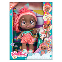 KKS S2 TODDLER DOLL SGL PK - SUMMER PEACHES