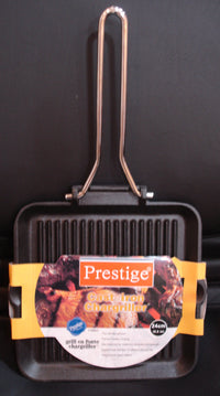 Prestige Cast Iron Chargriller 35cm- Oval
