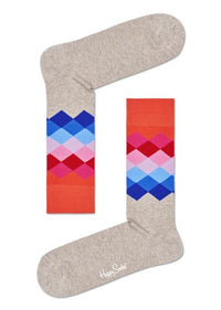 Happy socks, Faded Diamond Sock