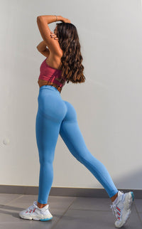 JuiceA Leggings by Adriana - Return to the blue lagoon