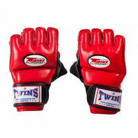Twins Special Grappling Gloves GGL3 Red