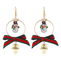 Festive Christmas Earrings