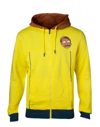 Rick & Morty - Morty Novelty Hoodie