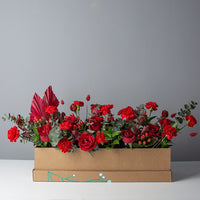 Hind Flower Box