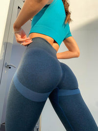 JuiceA Leggings by Adriana - Sky's the limit
