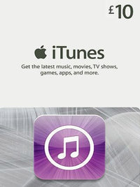 Apple iTunes UK Gift Card