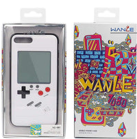 Tertis - Retro Game Phone Case for iPhone 8 Plus - White