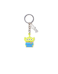 Toy Story 2 - Little Green Men Rubber Keychain