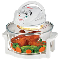 DESSINI Microwave Halogen Oven TURBO OVEN White For kitchen