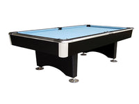 Knight Shot Knight Billiard Table 7ft.x 3.5ft. Black Finishing | Drop Pocket