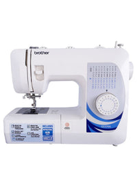 Brother Traditional Metal Chassis Sewing Machine GS3700 - White
