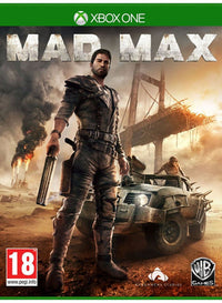 Mad Max (Intl Version) - Action & Shooter - Xbox One