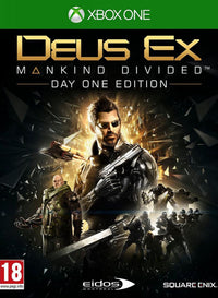 Deus Ex: Mankind Divided - Free Region - Action & Shooter - Xbox One