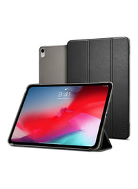 Spigen Apple iPad Pro 2018 cover / case - Version 2 Apple Pencil compatible with Auto Sleep and Wake