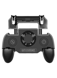Gamepad Gaming Controller for Smartphone With Cooling Fan