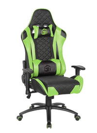 Drift Gaming Chair - Black/Green