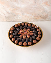 EID Gift, Truffles and Dates Arrangement by NJD