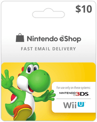Nintendo US  Gift Card