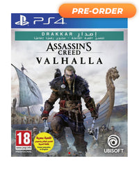 Assassin's Creed Valhalla - Drakkar Edition - PS4