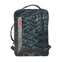 Promate - Laptop Back Pack, Lightweight Anti-Theft Business Laptop Backpack with Secure Storage, Organizer, and Multiple Quick Access Pockets for Travel, Laptop, Hiking, Quest-BP Camouflage