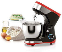 Saachi 8-Speed Stand Mixer NL-SM-4174-RD with a Pulse Function