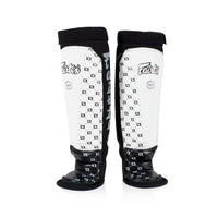 Fairtex Shinguards Neoprene Black SP6