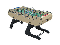 Knight Shot Foldable Foosball Table 147.5 X 75 X 91cm | 55kgs.