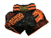 Danger Shorts Japanese Gragon