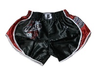 Booster Shorts Red Shield