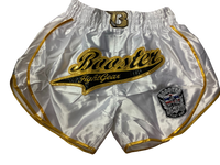 Booster Shorts Retro Slugger 2 White