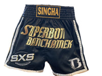 BOOSTER SHORTS SUPERBON for One Championship Gold