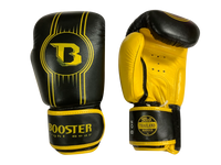 Booster Boxing Gloves BGL V6 Yellow Black