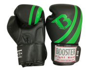 Booster Boxing Gloves Pro BGS Black Green