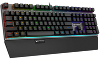 RAPOO VPRO V720s Gaming Keyboard RGB Wired Mechanical