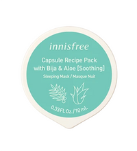 Innisfree Capsule Recipe Pack - Bija & Aloe