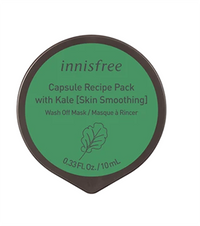 Innisfree Capsule Recipe Pack - Kale