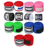 TOP KING Handwraps TKHWR-01 Red