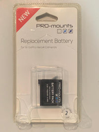 Pro-Mounts Replacement Battery For Hero4