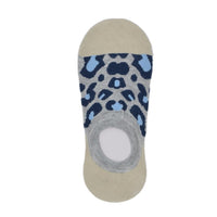 Women Blue & Grey Shoe Liners