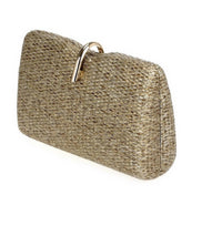 Zoya Clutch Bag - Gold