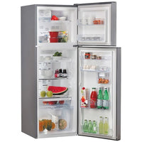 Whirlpool Top Mount Refrigerator- Silver-360ltr
