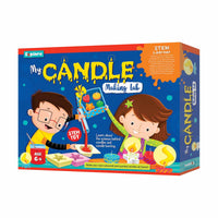 Explore - My Candle Making Lab - STEM Learner - Multicolor for kids, Age 6+