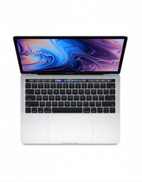 "MacBook Pro Intel Core i7 2.6GHz 6-core 9th-generation, 256GB, Radeon Pro 555X with 4GB, 15"" Retina display with Touch Bar and Touch ID - Silver"