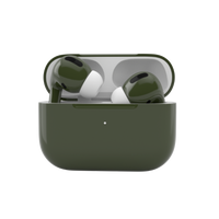 Merlin Craft Apple Airpods Pro Green Glossy